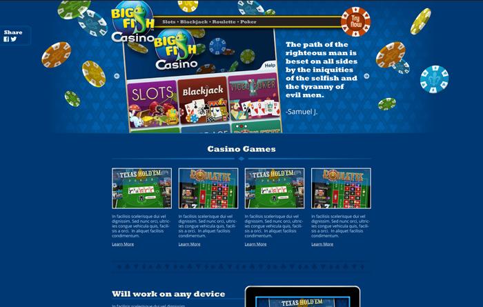 casino-landing-page